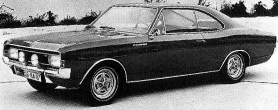 Stylerkarre-Opel Rekord_shreddermag