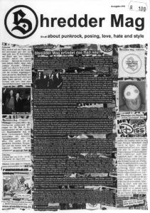 Shredder Mag #15