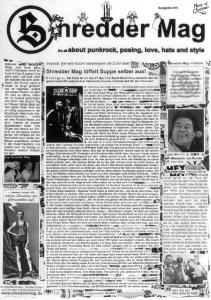 Shredder Mag #19