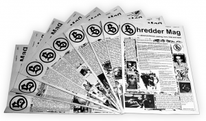 Shredder Mag_Shop_T-Shirts