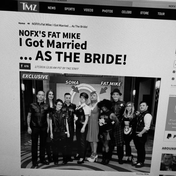 Fat Mike_Hochzeit_Shreddermag