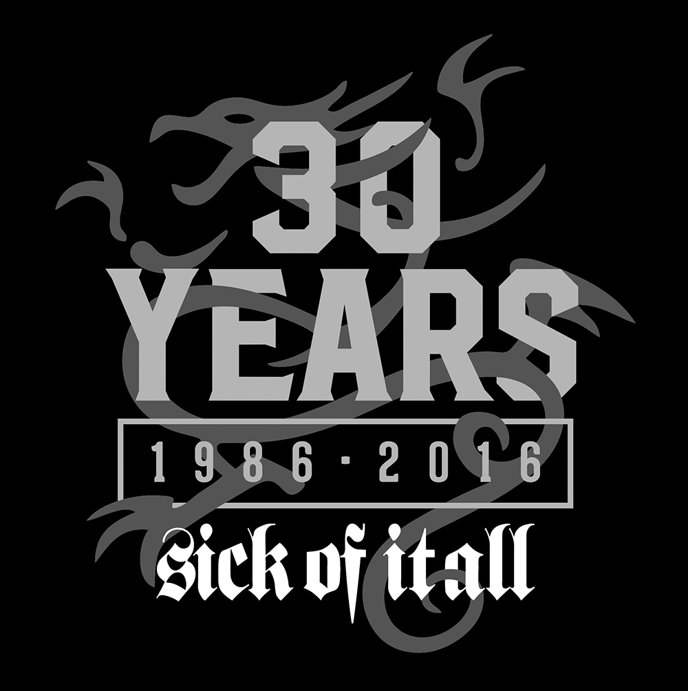 Sick Of It All-Shreddermag