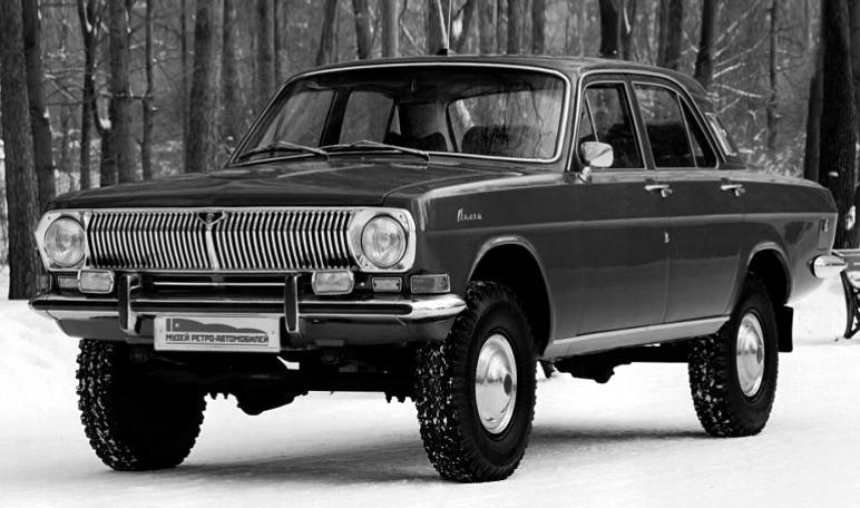 GAZ 24-95 Volga 4x4_shreddermag